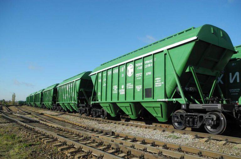 Железнодорожные перевозки - зерновых, насыпных, транзит