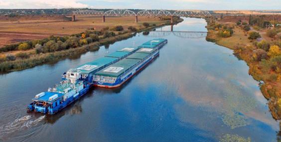 Інші перевезення - перевезення, перевезення річковим транспортом