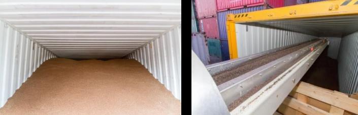 Контейнерне експедирування - стафіровка контейнерів Одеса